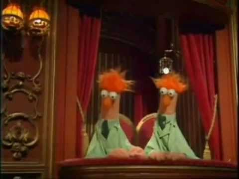 the muppet show beakers replace statler waldorf all. Black Bedroom Furniture Sets. Home Design Ideas