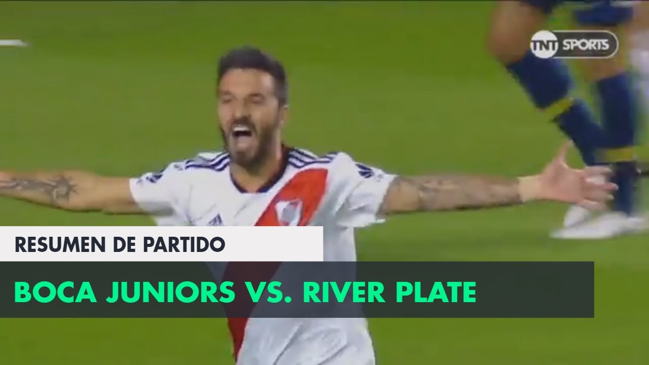 Resumen de Boca Juniors vs River Plate (0-2) | Fecha 6 - Superliga Argentina 2018/2019