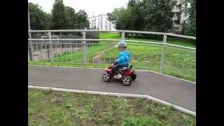 Jetem Детский электромобиль Fast(, 2013-08-01T08:07:11.000Z)