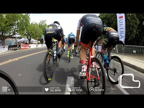 2018 Sequoia Cycling Classic P/1/2 - Full Race With Commentary