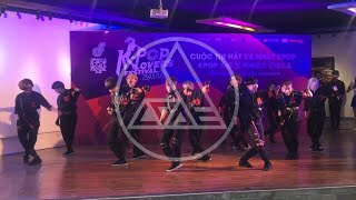the a code s performance kpop lovers festival 2018