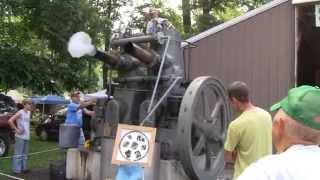 Repeat youtube video HUGE FAIRBANKS MORSE MODEL 32 ENGINE RUNNING