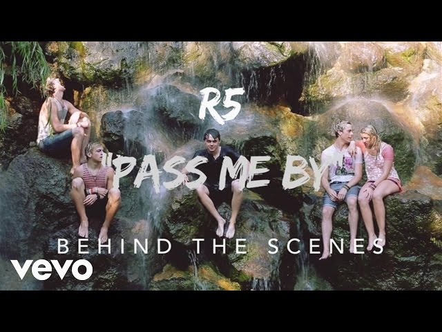 R5 - Pass Me By - Behind the Scenes Travel Video