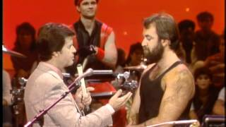 Dick Clark Interviews Michael Sembello - American Bandstand 1983