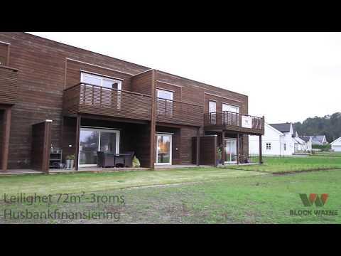 Nye leiligheter fra Block Watne til salgs i Grimstad