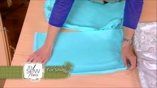 412-2 Deana Tierney May Demonstrates Reversible Chair Cushions On It's Sew Easy