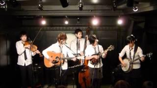 "2011/11/26 Weekend Live @Folk Song Bar ""Umikaze"" 東北大ブルーグラス..."
