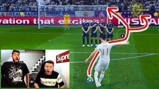 FIFA 20: VERRÜCKTE FREISTOß CHALLENGE 🔥🔥 Proownez vs Wakez mit KNUCKLEBALL!!