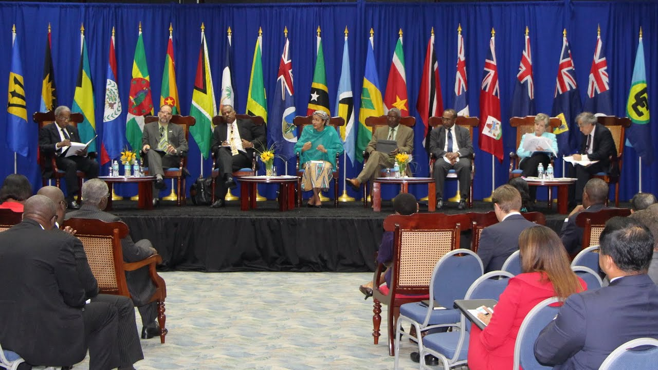 what is caricom The caribbean community (caricom) brings together 15 states in the caribbean, including antigua and barbuda, bahamas, barbados, belize, dominica, haiti, jamaica.