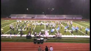LAHS Marching Band @ DVC Quest Classic Competition - 2008