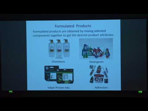 Chemical Product Design (Prof. Ka Ming Plenary)