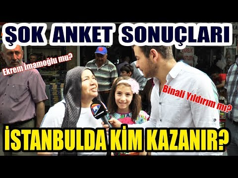 Ekrem İmamoğlu mu, Binali Yıldırım mı? İstanbul son seçim anketi