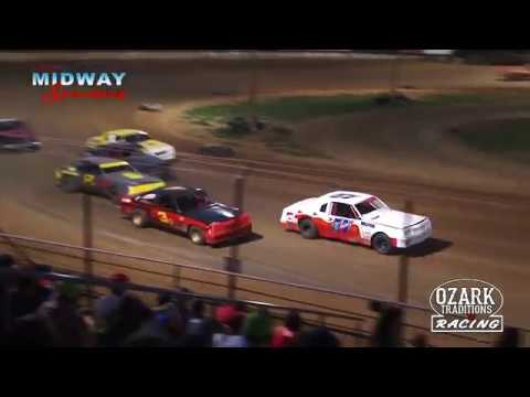 LEBANON MIDWAY SPEEDWAY - PURE STOCK - HEAT   7-3-18