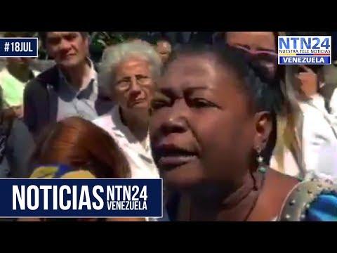 Noticias NTN24ve #18Jul