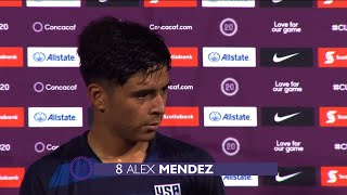 """""""The next games that are coming, we know are tough: Alex Mendez"""