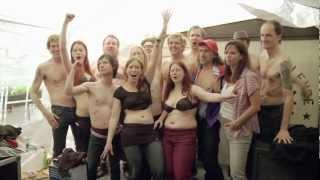 Die Toten Hosen: Tag 13 - Köln - Magical-Mystery-Tour 2012 / Das Videotagebuch