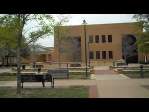 University of North Texas - A Tour from Spring 2012