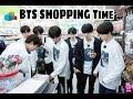 BTS 방탄소년단 Shopping Time