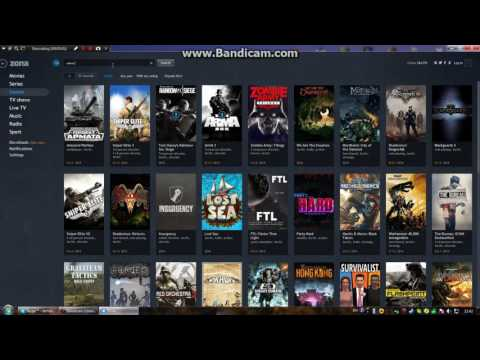 How to download games from zona