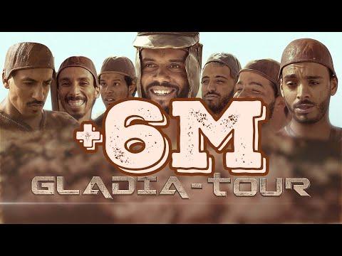#Taliss - GLADIA-TOUR Teaser (Humouraji Fnaire Tour) #Humouraji_Fnaire_Tour