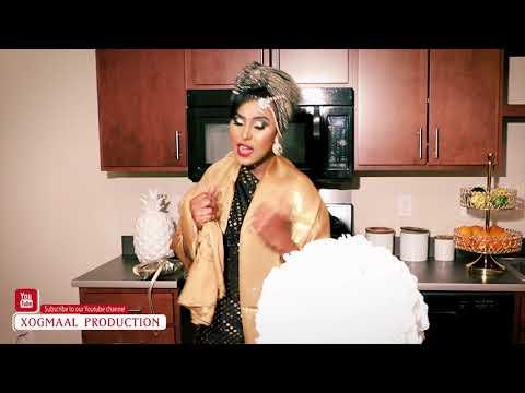 Farhia Kabayare Heestii Nabsi 2018 Official Video 4K by Xogmaal Production
