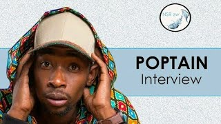 Poptain on new music, ghostwriting for popular artists, working w. Nutty O + more