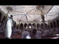 What it's like breaking your fast in one of the most BIGEST mosques in the world (Medina)