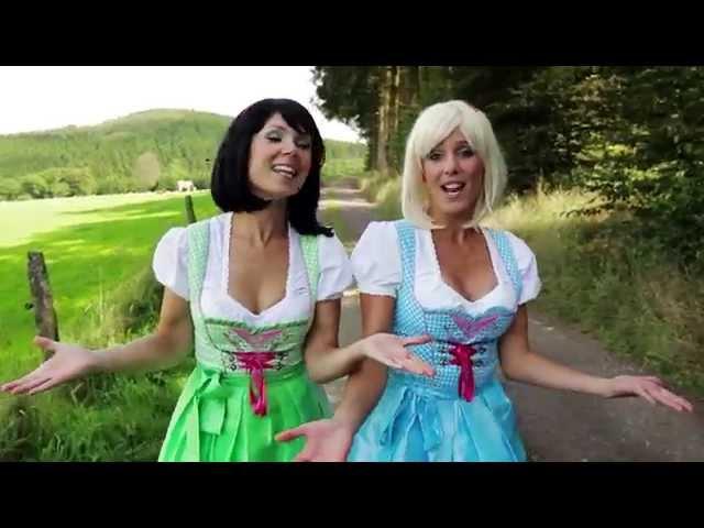 Смотреть видео Alpenzusjes - Wienie Wienie