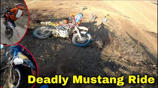 Last Day At Mustang || MRB Vlogs
