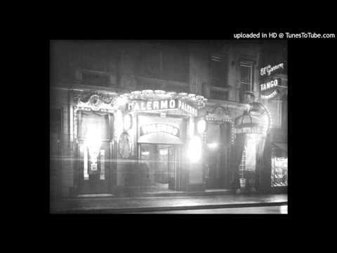 Today's Tango Is... El Garrón - Quinteto Don Pancho 14-07-1938