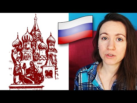DOs & DON'Ts in Moscow Russia ♯ Shtukensia