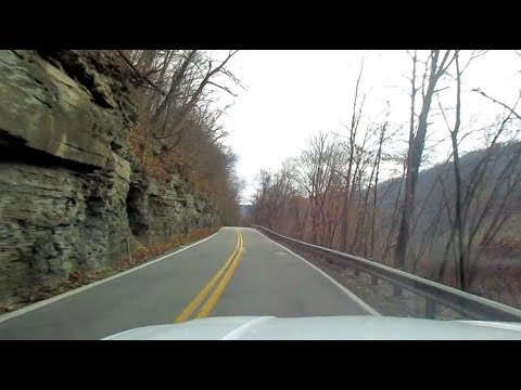 Old Route 10 In Logan County, WV