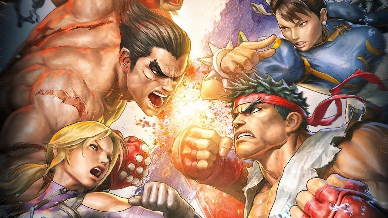 Download Tekken vs Street Fighter Legend of Fist and Fury Full Movie 2017 HD
