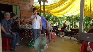Tuổi mộng xứ đông - Khanh Hương hát nhạc sống