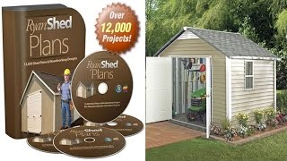 How To Build Your Own Outdoor Sheds The Faster And Easier Way With 1200 Perfect Shed Plans E-book