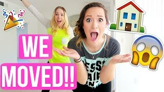 we re moving our new apartment alisha marie