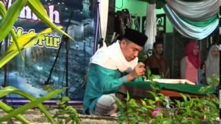 Ust  Darwin Hasibuan Tasyakuran Haji Surabaya 2015