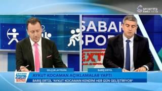 Barış Ertül: 'Giden ve gelen Aykut Kocaman arasında büyük fark var!'
