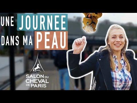 TROIS JOURS MERVEILLEUX ♡ Salon du Cheval de Paris 2017