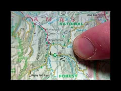 Bill Sullivan - Oregon Map & Travel Guide