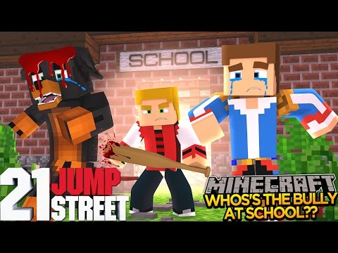 Minecraft - Donut the Dog Adventures -DONUT GETS BULLIED IN SCHOOL!!!!