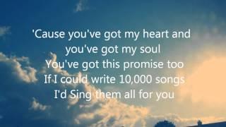 Mark Schultz - 1,000 miles lyrics
