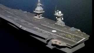 large russian aircraft carrier design unveiled