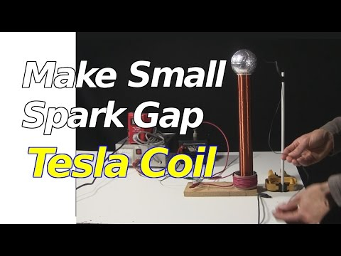 how to make a tesla coil step by step