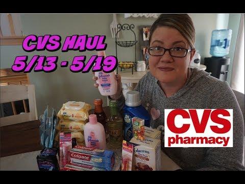 CVS COUPONING HAUL ~ 5/13 - 5/19 ~ Some 🔥 Deals!