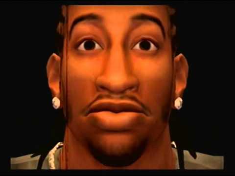 Def Jam Fight For NY Ludacris Vs Blaze Club 357 High