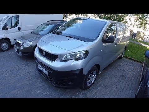 Взял Peugeot Expert - фургон на заглядение