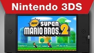Nintendo 3DS - New Super Mario Bros 2 Info Video