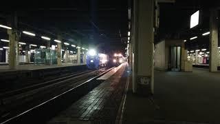 特急スーパー北斗24号発車