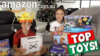 Amazon Top 10 Recommended Toys This Christmas | Grace's Room
